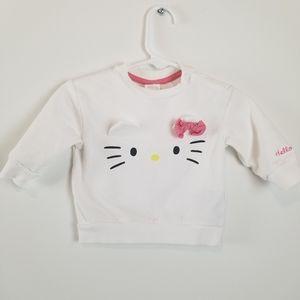 Hello Kitty 2-4 months